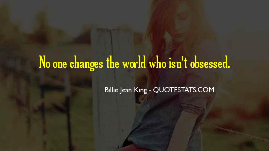 Changes In Him Quotes #22646