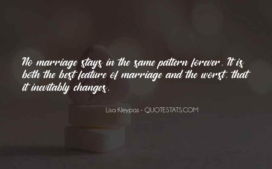 Changes In Him Quotes #2675