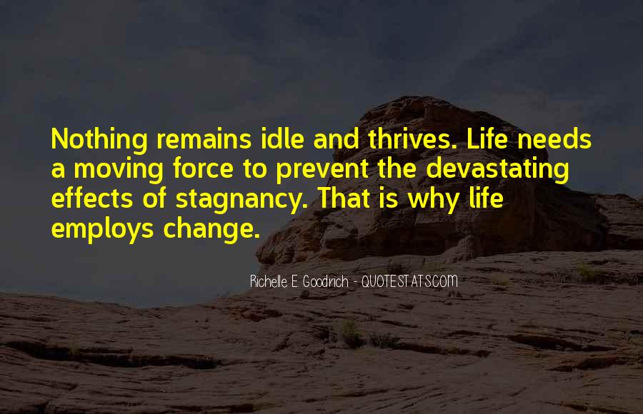 Changes In Him Quotes #3850