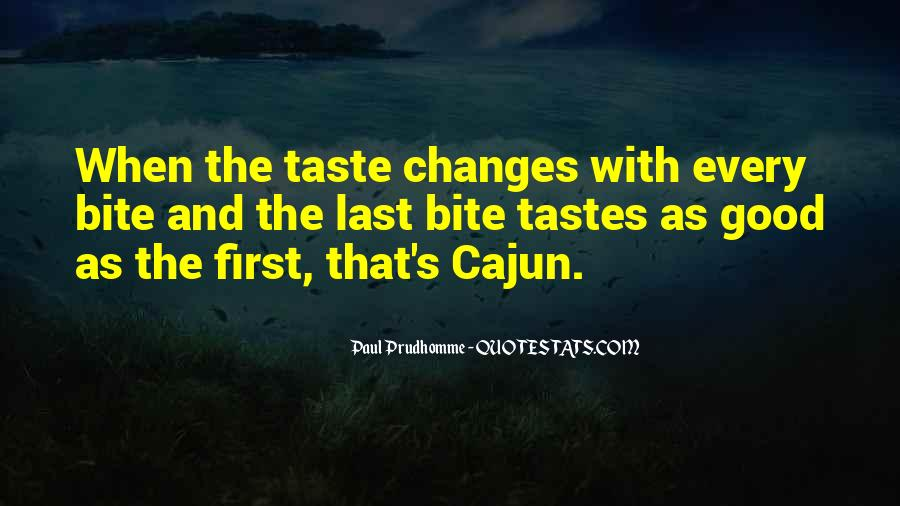 Changes In Him Quotes #4218