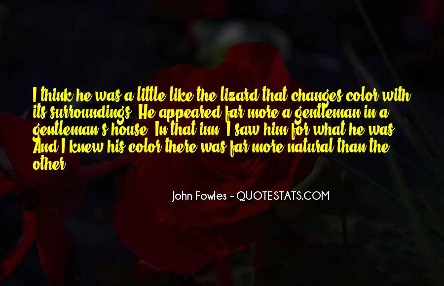 Changes In Him Quotes #76184