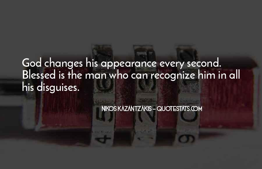 Changes In Him Quotes #887331