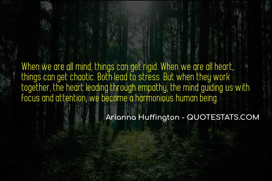 Chaotic Mind Quotes #1238274