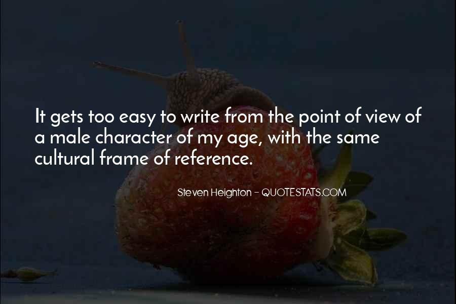 Character Reference Quotes #300247