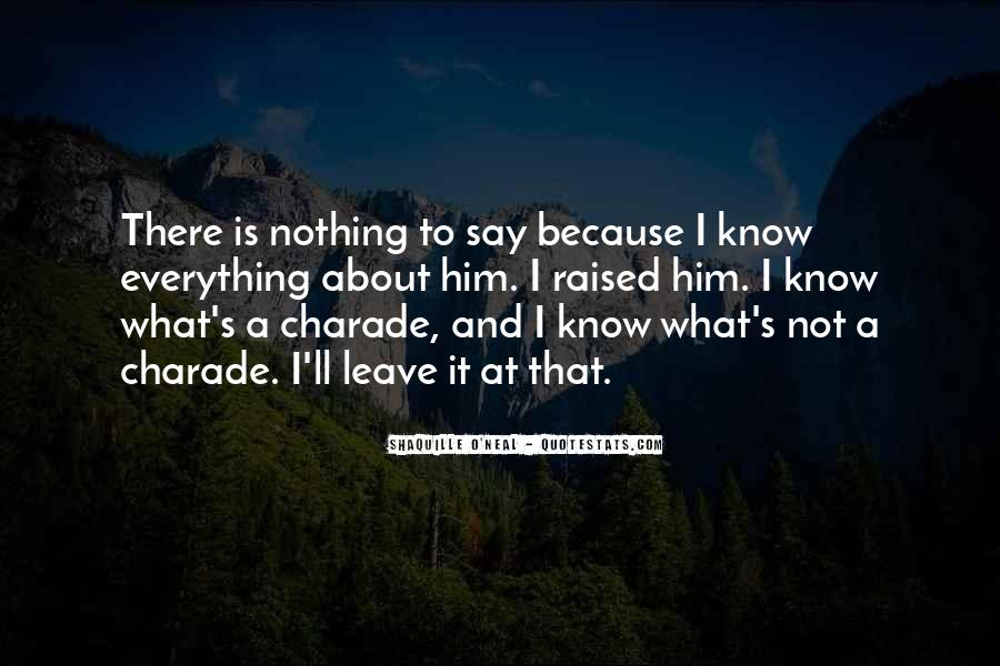Charade Quotes #507494