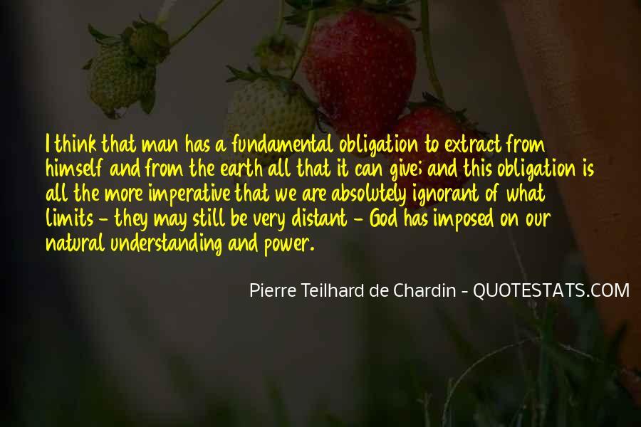 Chardin Quotes #134460