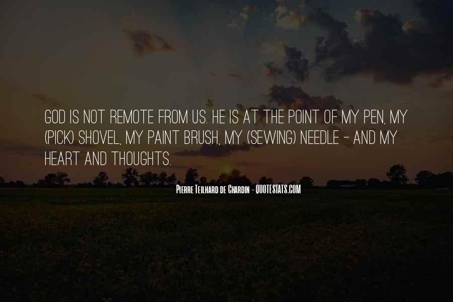 Chardin Quotes #142419