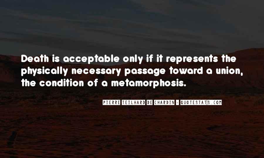 Chardin Quotes #143283