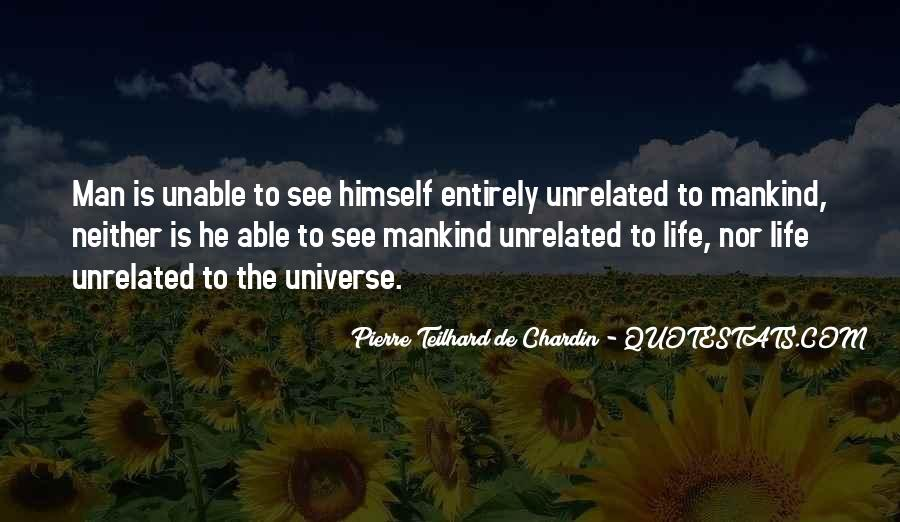 Chardin Quotes #219783