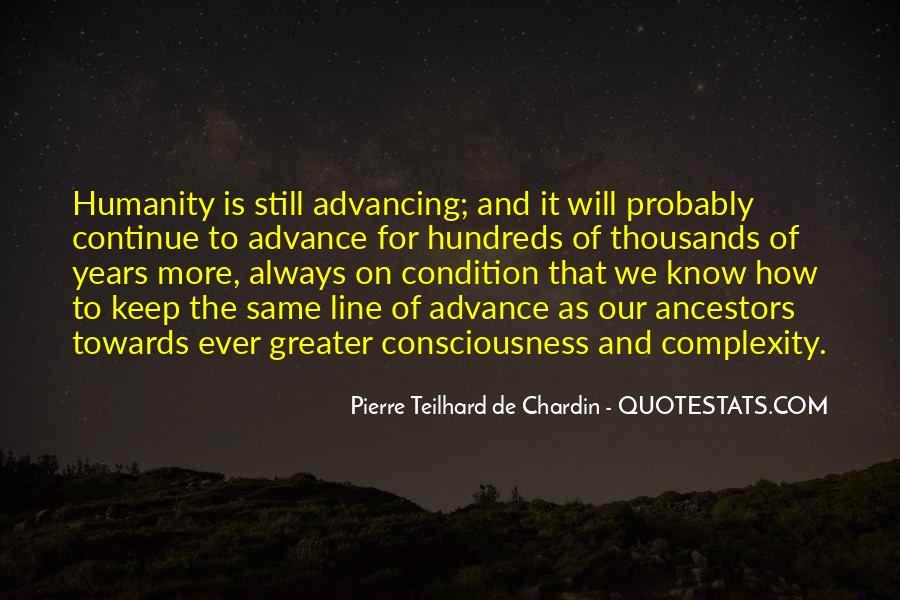 Chardin Quotes #227110