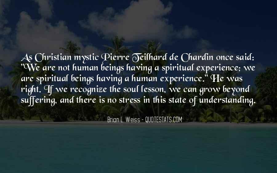 Chardin Quotes #255855