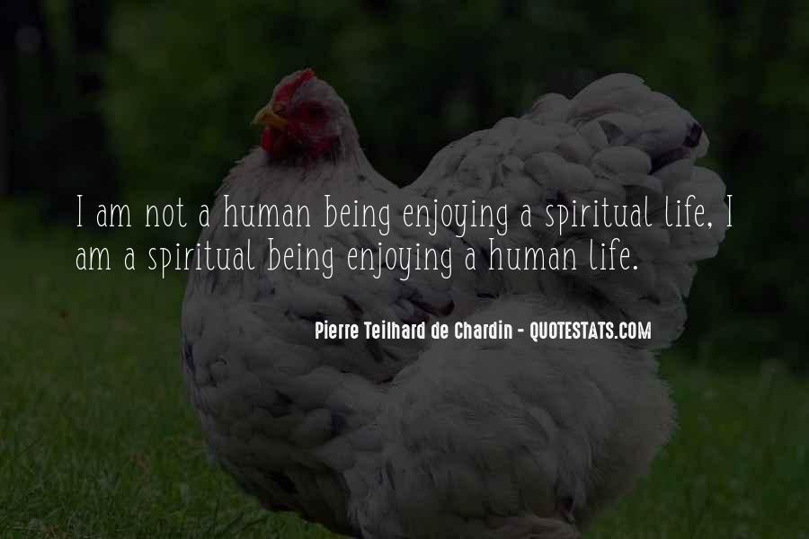 Chardin Quotes #265047