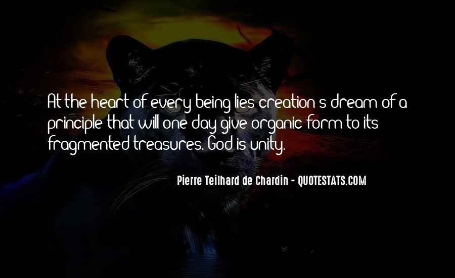 Chardin Quotes #302659