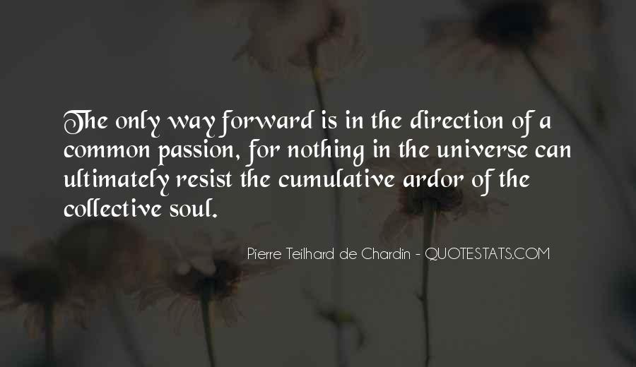 Chardin Quotes #30391