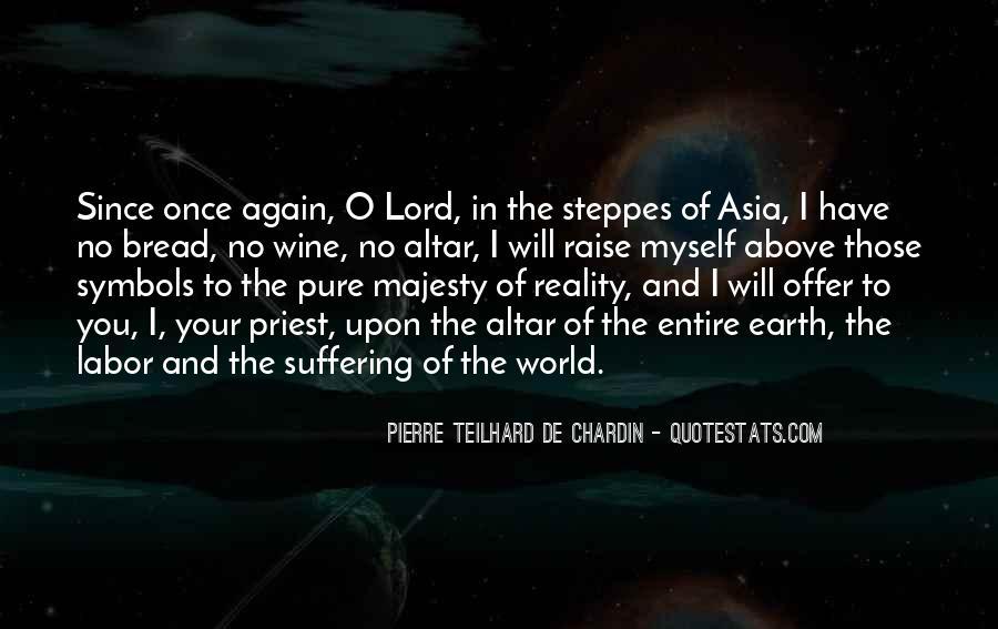 Chardin Quotes #327963
