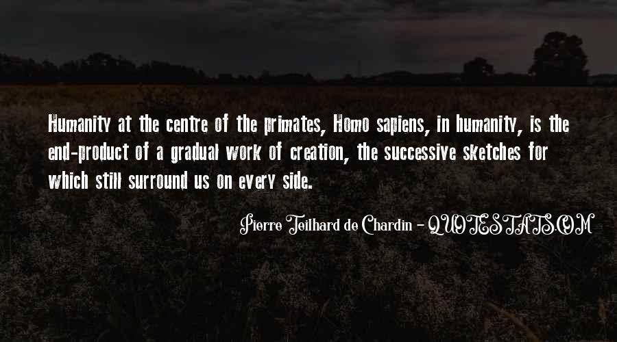 Chardin Quotes #394755