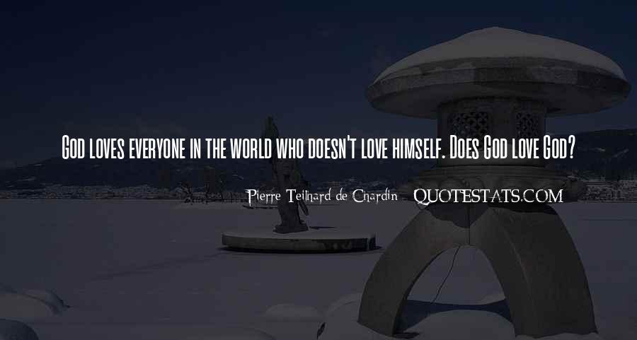 Chardin Quotes #454387