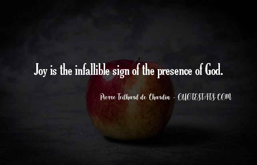Chardin Quotes #461037