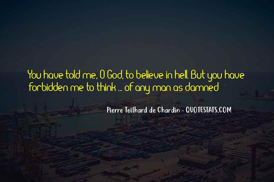 Chardin Quotes #476096