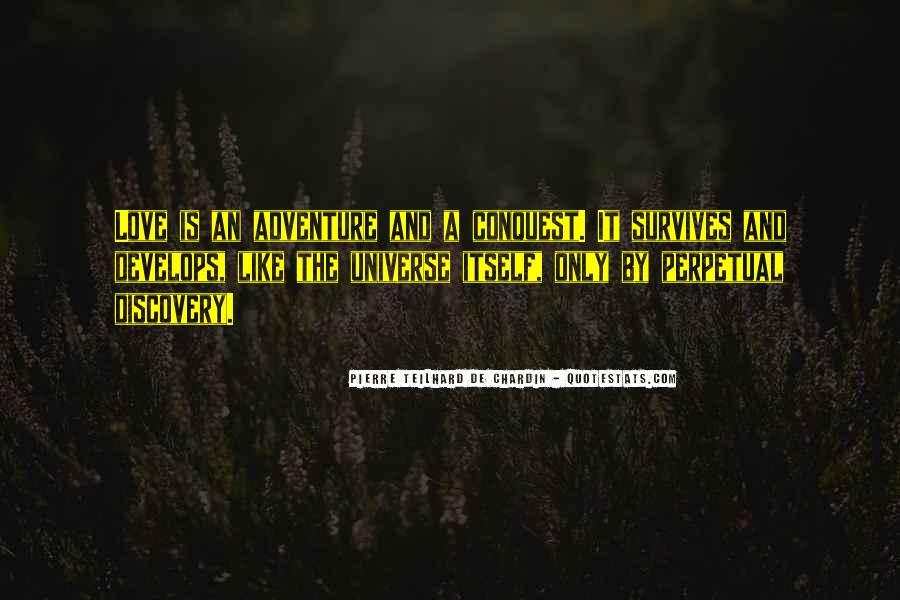 Chardin Quotes #478966