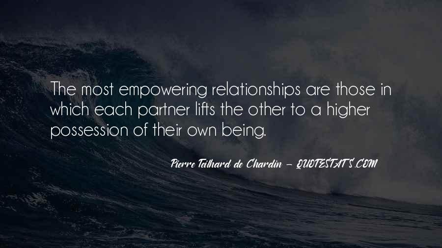 Chardin Quotes #479477