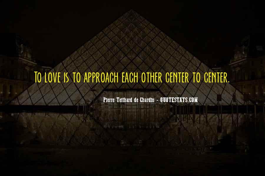 Chardin Quotes #488670