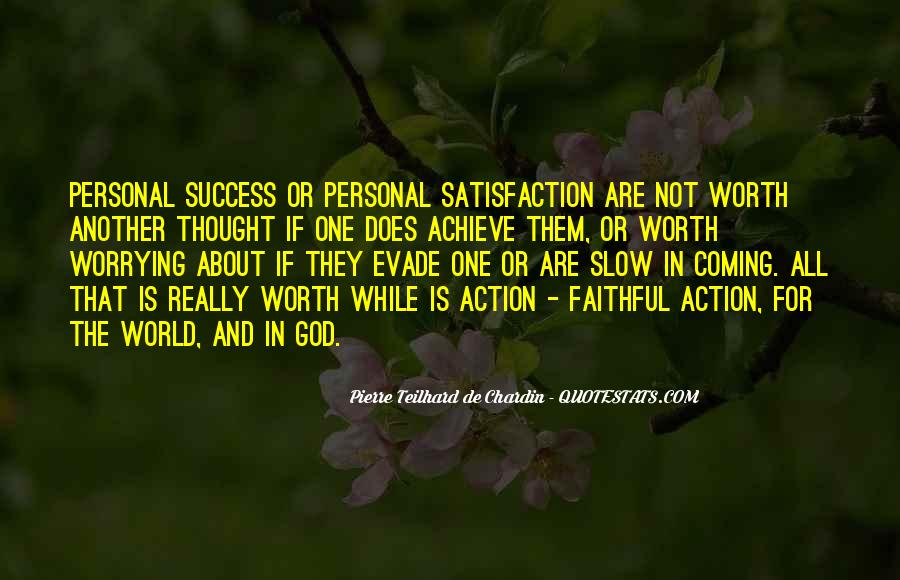 Chardin Quotes #49072