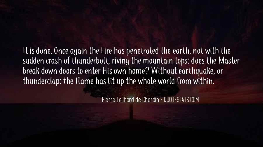 Chardin Quotes #522143