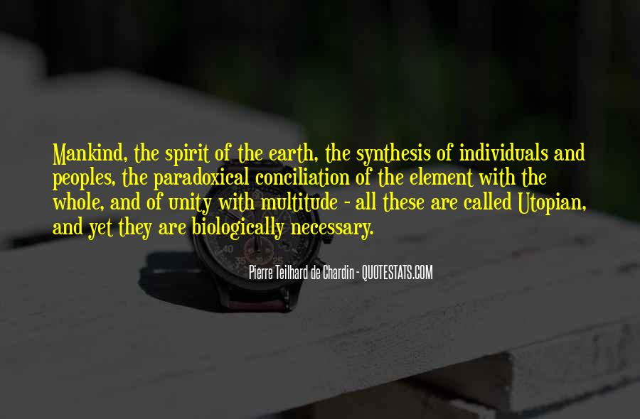 Chardin Quotes #58080