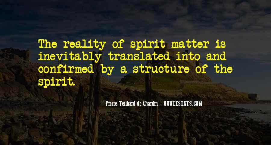 Chardin Quotes #640496