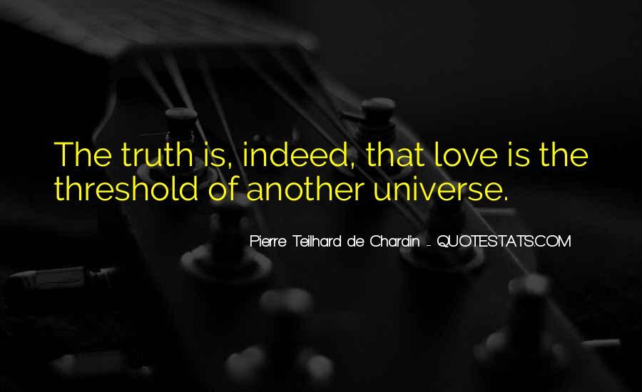 Chardin Quotes #663046