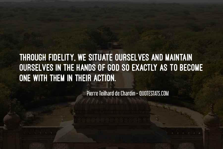 Chardin Quotes #665339