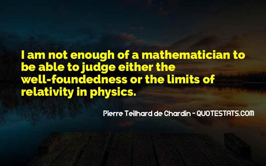 Chardin Quotes #665940
