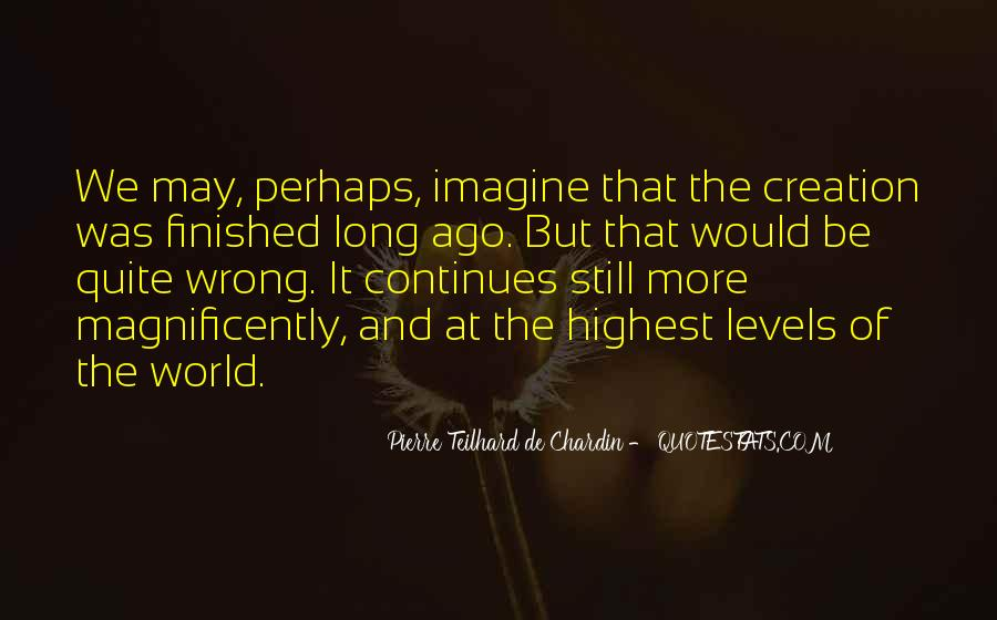 Chardin Quotes #689056