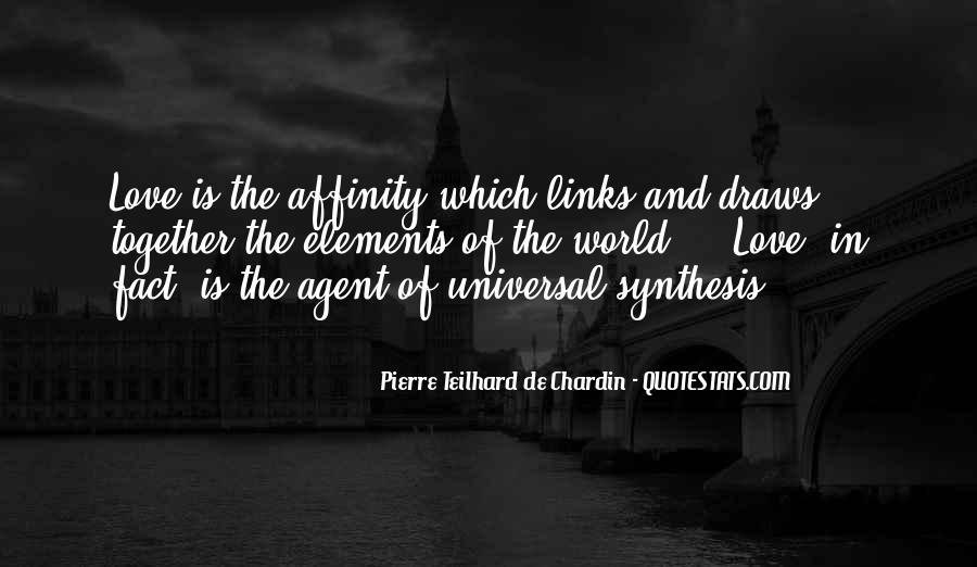 Chardin Quotes #697577
