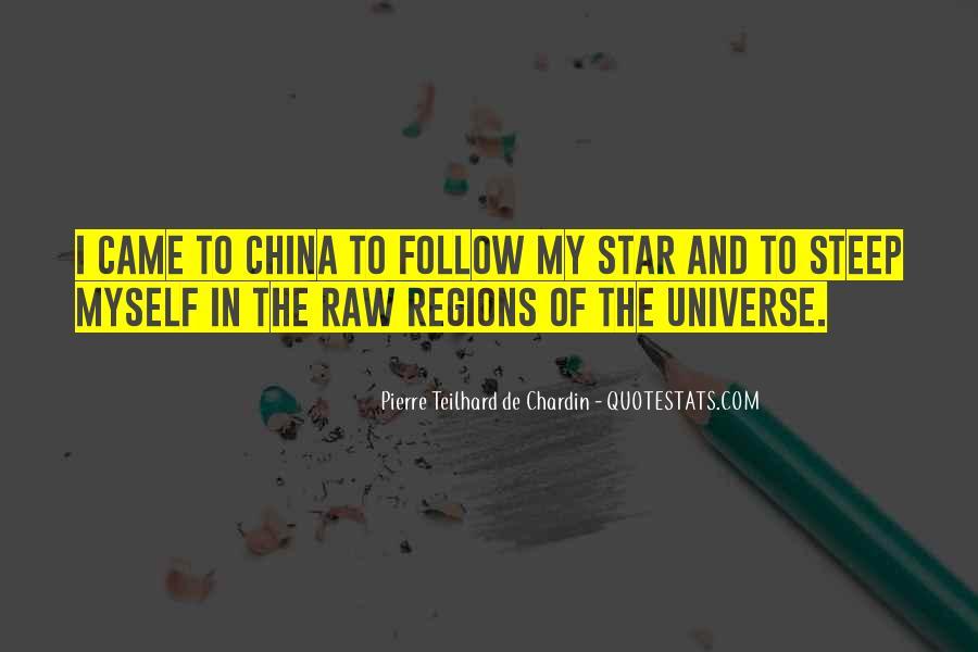 Chardin Quotes #716984