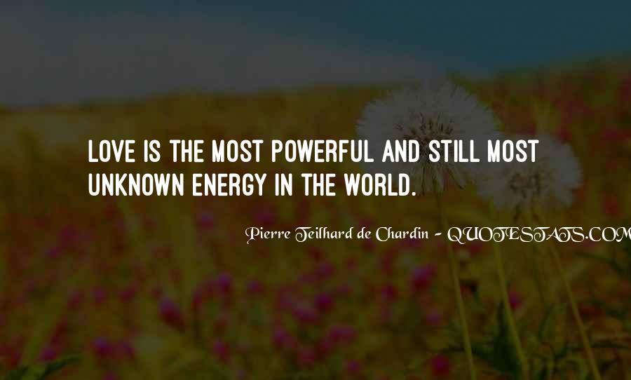 Chardin Quotes #719833
