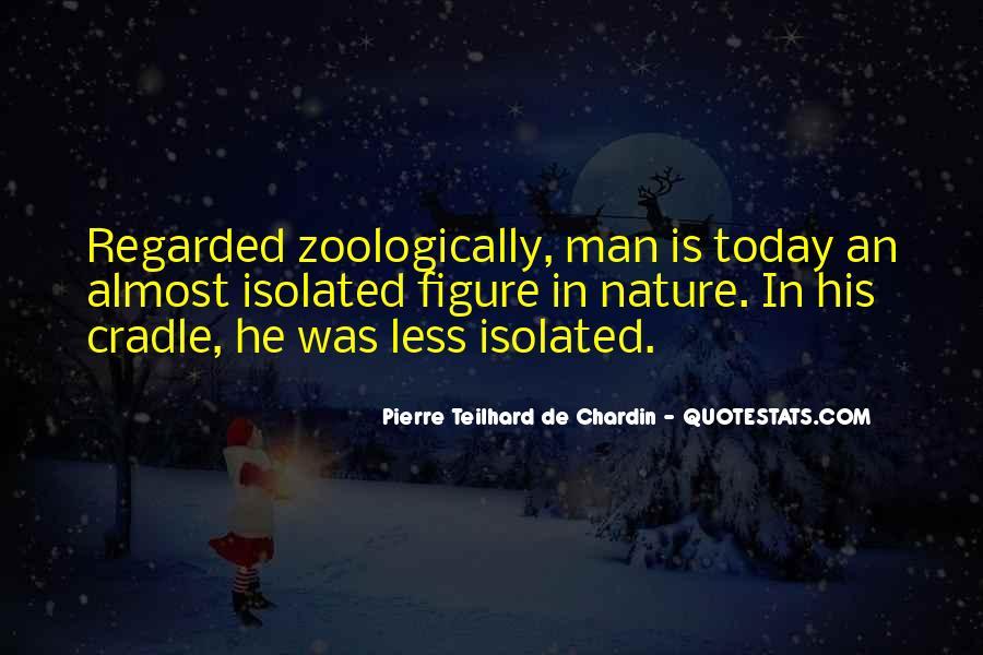 Chardin Quotes #729350