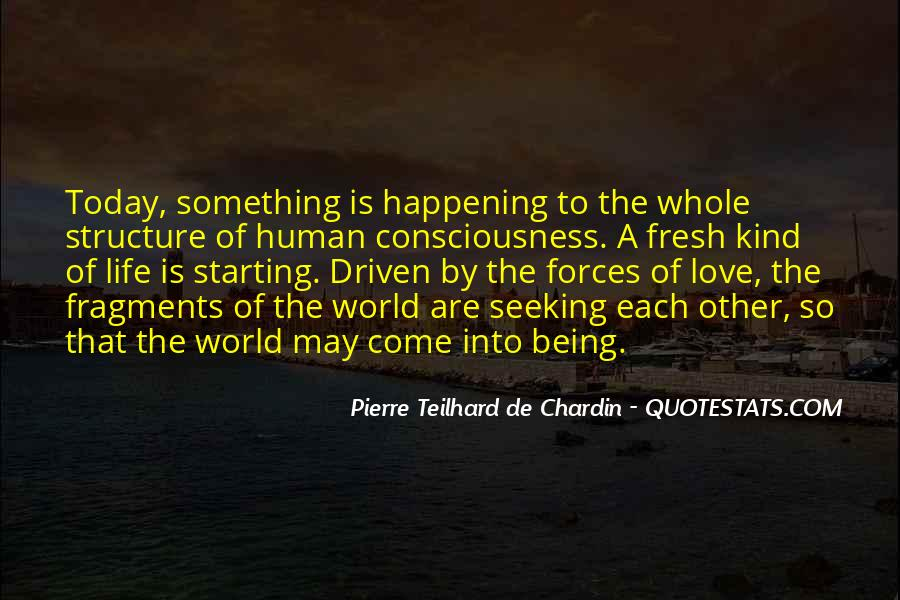 Chardin Quotes #733442