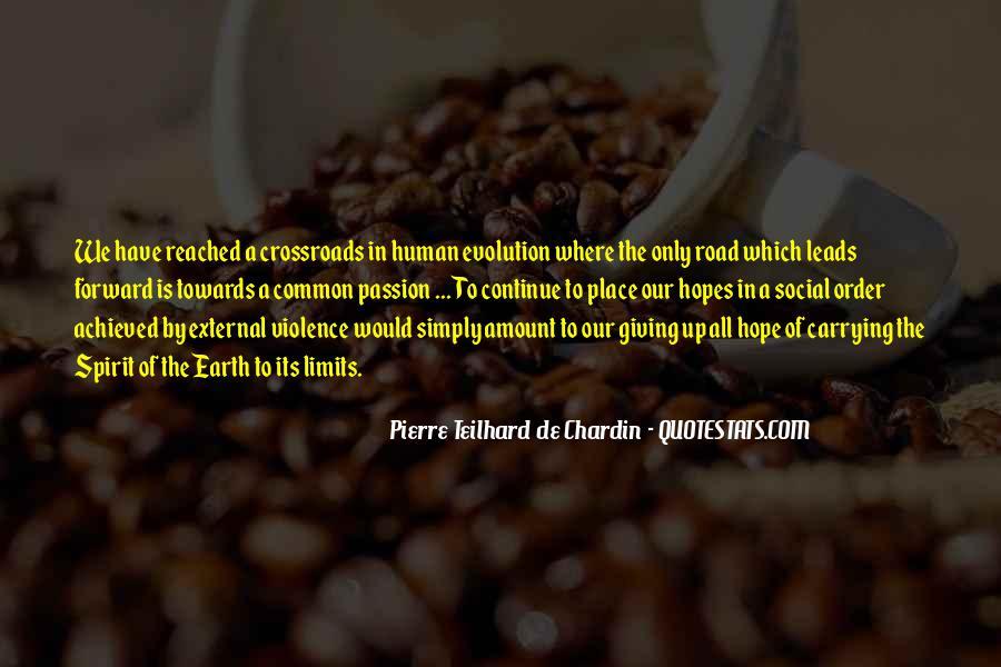 Chardin Quotes #739142