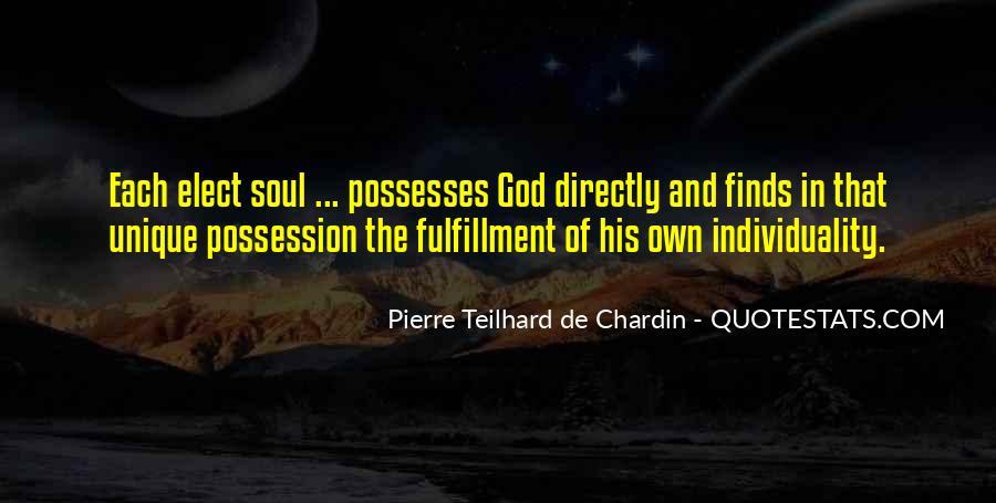 Chardin Quotes #797606