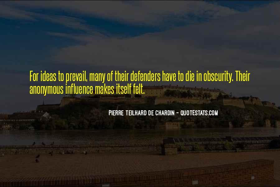 Chardin Quotes #802680