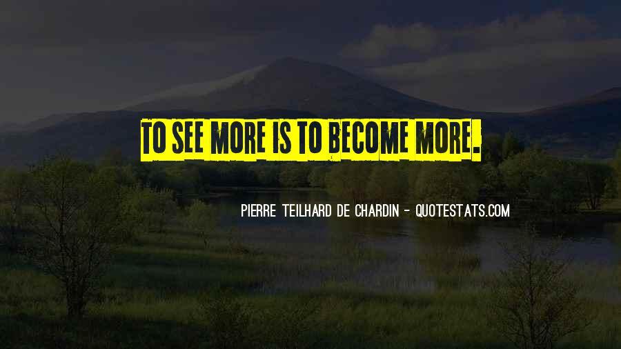 Chardin Quotes #809992
