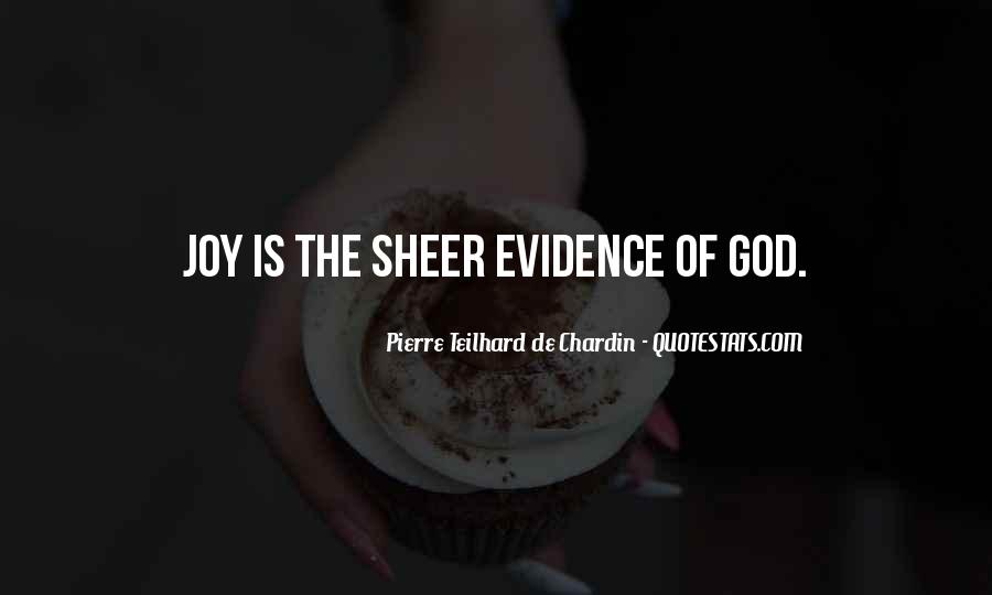 Chardin Quotes #868521