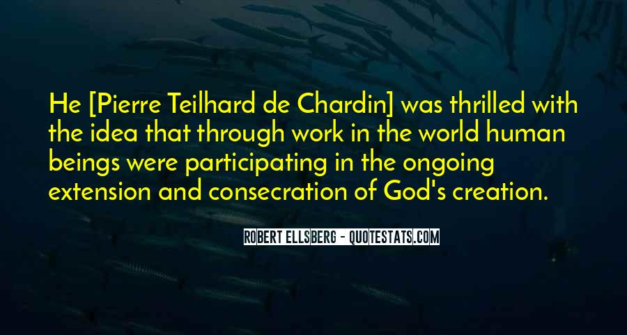 Chardin Quotes #872842
