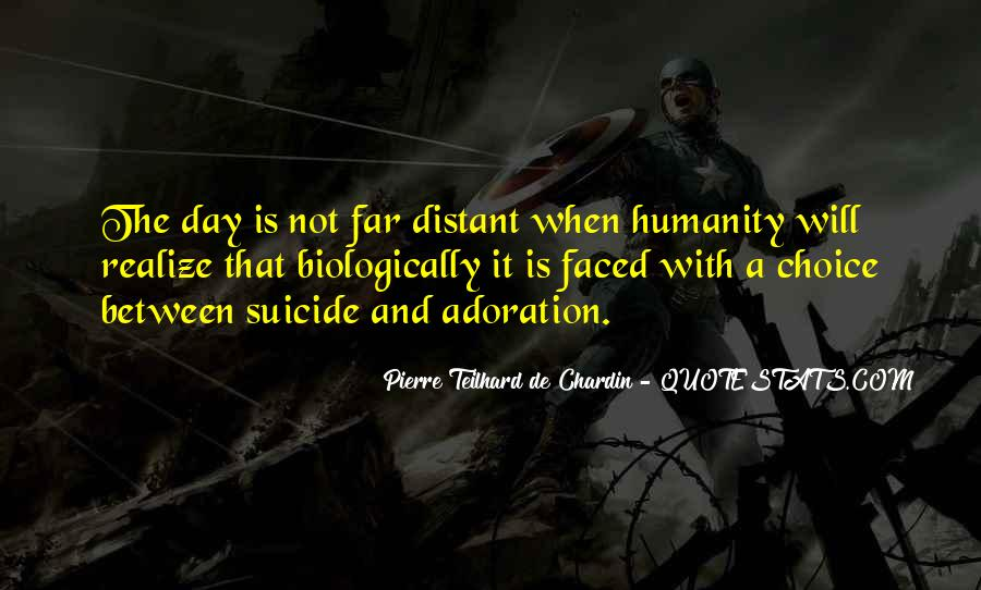 Chardin Quotes #945034