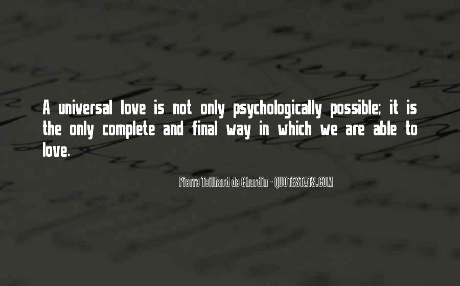 Chardin Quotes #963585