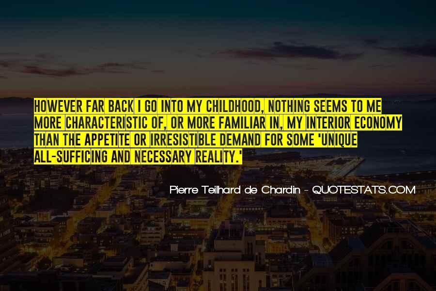 Chardin Quotes #994628