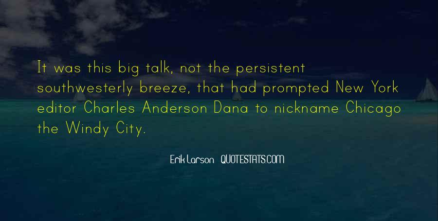 Charles D. Larson Quotes #1732989