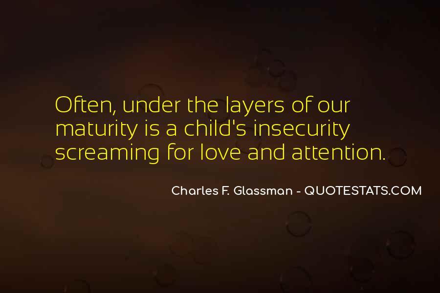 Charles Glassman Quotes #153693